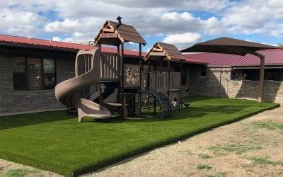 What is the cost of Artificial Grass for Playgrounds?