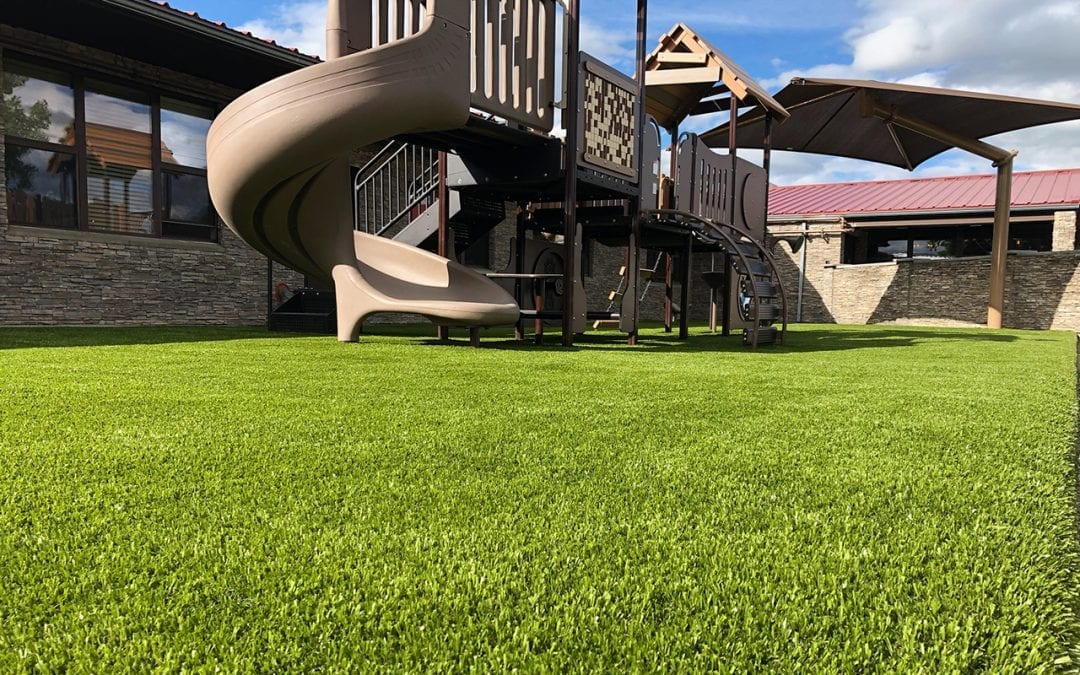 10 Benefits of Artificial Grass for Playgrounds